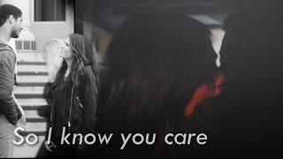 Wes & Laurel   Like I care for you.