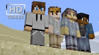 Maze Runner - The Scorch Trials | official Minecraft trailer (2015) Dylan O'Brien