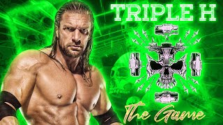 WWE Triple H The Game Theme Song Drum Cover