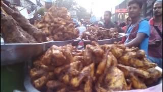 Ramadan market at chawkbazar in bangladesh || 2017