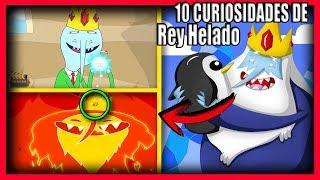 10 CURIOSIDADES sobre El Rey Helado