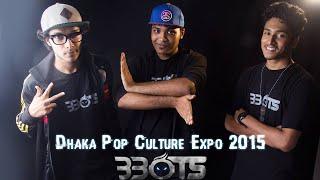 Popping Meets Dhaka | Hip Hop Dance Bangladesh | B-BOTS