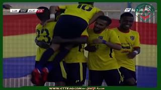 أهداف مباراة الحزم 3 - 0 هجر.. دوري الأمير فيصل بن فهد للدرجة الأولى 2017/2018