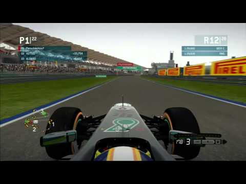 F1 2013 Malysia Koop #03 with xXx Passlo xXx