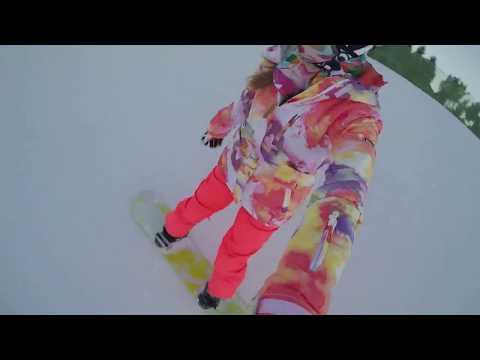 Xxx Mp4 Gsou Snow Women S Camo Snowboard Jacket Pink Pant Sets 3gp Sex