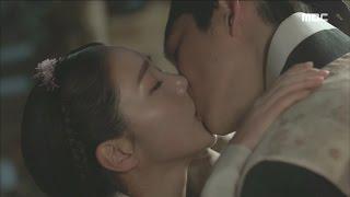 [The Rebel] 역적 : 백성을 훔친 도적 ep.16 Yoon Kyun-sang ♥ Chae Soo-bin, kiss20170321