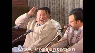Ja Dil Tenoon De Chadya - Ustad Nusrat Fateh Ali Khan - OSA Official HD Video
