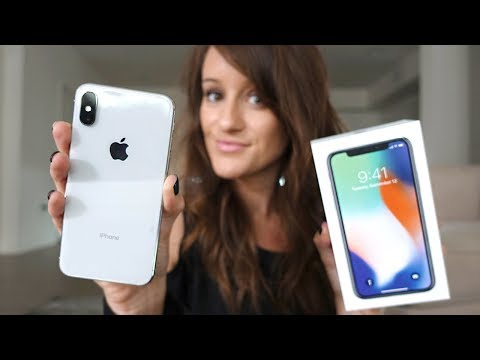 Xxx Mp4 IPhone X Silver Unboxing 3gp Sex