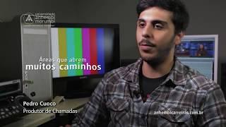 Anhembi Carreiras: Rádio e TV e Cinema