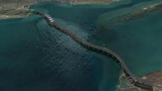New bridge shows Putin is doubling down on Crimea land grab
