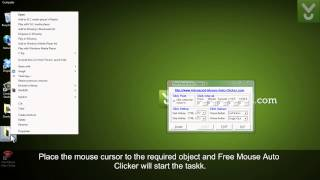 Free Mouse Auto Clicker  - Save your time from repeating mouse clicks - Download Video Previews