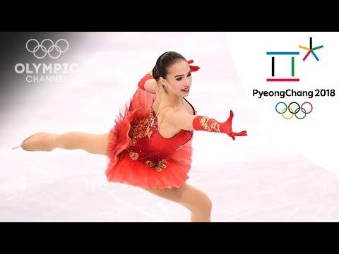 Alina Zagitova OAR Gold Medal Women s Free Skating PyeongChang 2018