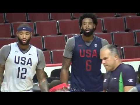 watch Team USA Full Practice Scrimmage In Chicago   Team USA in Chicago