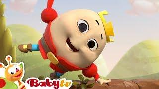 Humpty Dumpty Sat on a Wall   BabyTV
