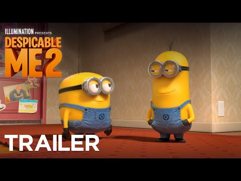 Xxx Mp4 Despicable Me 2 Trailer HD Illumination 3gp Sex
