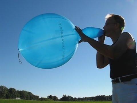 balloon blow to pop – punch balloon