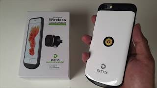Fastest Wireless Charger for iPhone 6/6S by DESTEK SonicPower