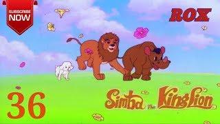 Simba Cartoon Hindi Full Episode - 36 || Simba The King Lion || JustKids Show