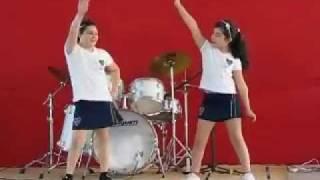 Dança Isabelle e Nina Sofia - Mary Ward