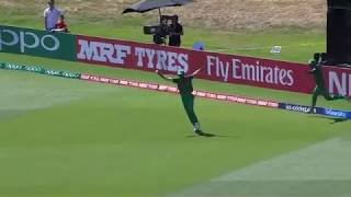 U19CWC Nissan Play of the Day - Bangladesh double-team catch!