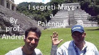 I segreti maya a Palenque