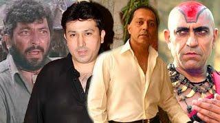 Kids of Popular Villains In Bollywood Movies | Amjad Khan, Amrish Puri, Danny Denzongpa