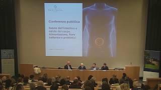 Conferenza pubblica Probiotici, Lugano 27.11.2017