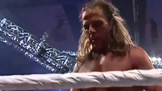 WWE Wrestlemania 23 John Cena vs Shawn Michaels 720p HD