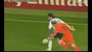 Leo Messi na Fifa World Cup Germany 2006