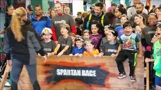 Ke and Lo Spartan Race Fenway Park !!