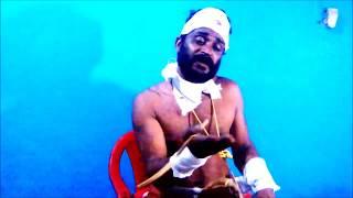കവി ഉണ്ണികൃഷ്ണന് വെട്ടേറ്റു -seetha