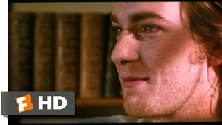 The Pillow Book (1996) - I Could Be Your Messenger Scene (7/11) | Movieclips
