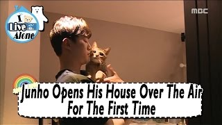 [I Live Alone] 나 혼자 산다 -Junho reveals his penthouse! 20170428