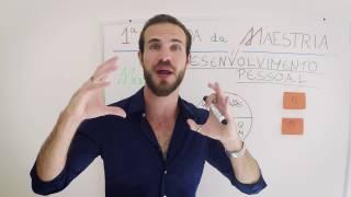 4 FORMAS DE EVOLUIR COM MAESTRIA | DESENVOLVIMENTO PESSOAL