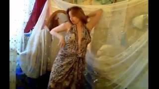 مش صافيناز رقص شرقي مصري بالشفاف لايفوتك