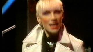 The Tourists - The Loneliest Man In The World (TOTPs 1979)