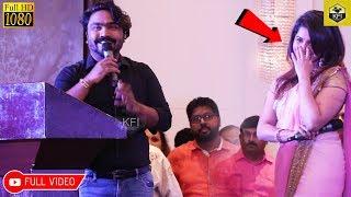 Arjun Janya Funny Speech At Tarak Audio Launch Function | Full HD Video | New Kannada Movie Tarak