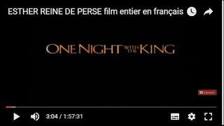 ESTHER REINE DE PERSE film entier en français ♫  ♪♫♥ღƸӜƷღ♥ .♪♪ ♫ ♪♫❤ *Happy TIME*