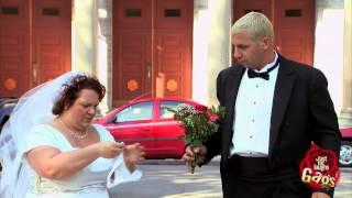 مقلب عروسه تصطاد عريسها متلبسا بخيانتها