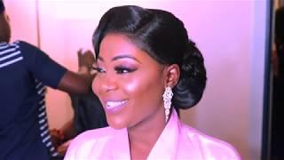 Bridal hairstyles / Frontal wedding Updos [BJ Video 1]