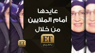 ET بالعربي - تامر حسني يحتفل مع الأمهات العاملات في مستشفى القصر العيني