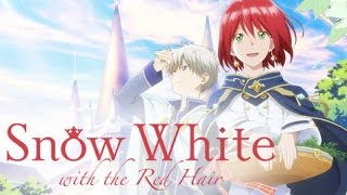 Why You Should Watch Snow White with the Red Hair (Akagami no Shirayuki-hime) [Review]