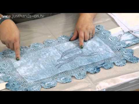 Kantha Work with Angela Daymond (taster video)