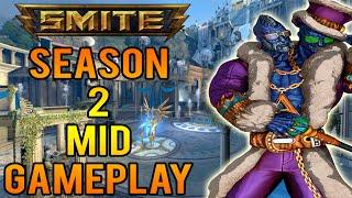 Smite: Season 2 Agni Mid Gameplay - Just Like Before!