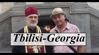 Georgia/Tbilisi (Baptism Ceremony) Part 18