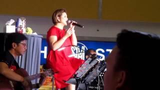 Regine Velasquez - Till They Take My Heart Away (SM City General Santos)