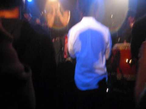 Japanese Rock Band AUN gig at Jeandore 2/2