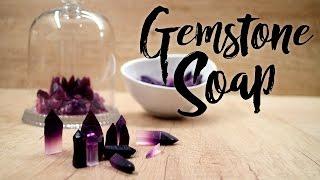 GEMSTONE SOAP D.I.Y.  ❤ mimi'z world