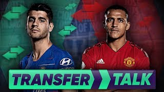 LEAKED: Alexis Sanchez Regrets Joining Manchester United! | Transfer Talk