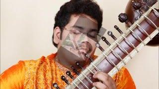 Kalyanjit Das-Sitar (Raga Misra Kafi-Short Alap)